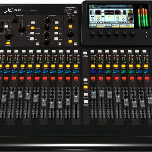 Behringer X32 (iphone not included)